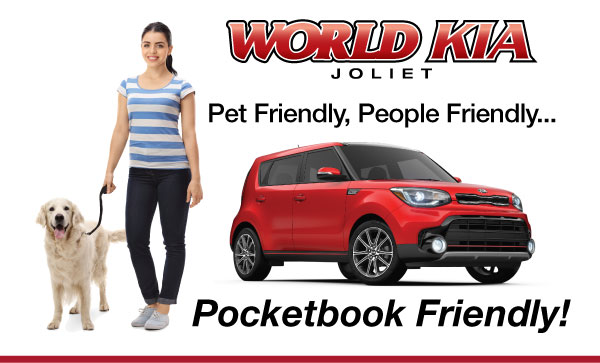 We Are a Pet Friendly Dealership